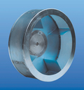 Spin-drier rotor
